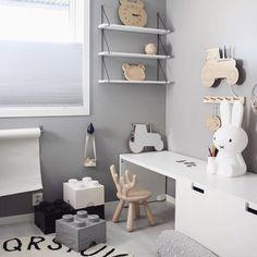 Baby Bedroom, Baby Boy Rooms, Little Girl Rooms, Kids Bedroom, Cocina Office, Ikea Kids Room, Baby Room Design, Toddler Rooms, Room Inspiration