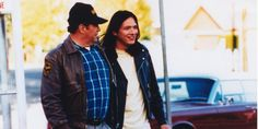 Maurice and Ed on the way to the movies Janine Turner, Northern Exposure, Favorite Tv Shows, Film Festival, The Man, Tv Series, Couple Photos, Alaska, Movies