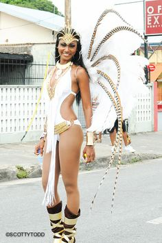 Missing my island today on Carnival Tuesday. Trinidad.