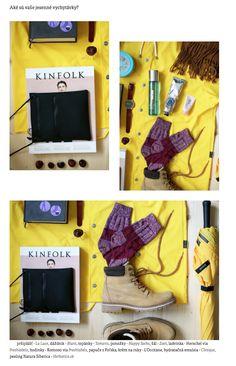Kinfolk, Happy Socks, Herschel