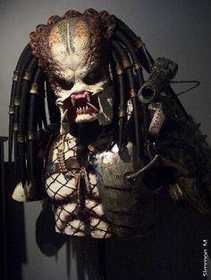 Predator (1987) movie props 1 1 Predator torso