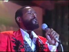 Marvin Gaye   Let's Get It On - Live Concert in Montreux (1980)