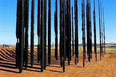 """Marco Cianfanelli, Nelson Mandela sculpture titled """"Capture"""" - part 1"""