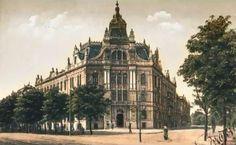 Timisoara - Palatul Apelor - interbelica Bucharest Romania, Notre Dame, Buildings, Country, Travel, Viajes, Rural Area, Country Music, Trips