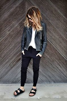 45 Stylish Jogger Pants Outfit that'll Inspire You