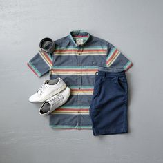 Men's Summer Style #sneakers #menstyle #mensfashion
