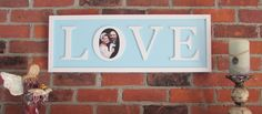 LOVE  Hand cut 3D letters for your Treasured by CiracoFramers