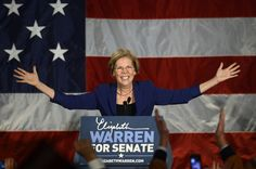 Massachusetts elected its first female Senator, consumer advocate Elizabeth Warren | Welcome To The New United Socialist Paradise States Of America