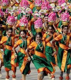 Parade - Pondicherry Heritage Festival Beach Road, Pondicherry
