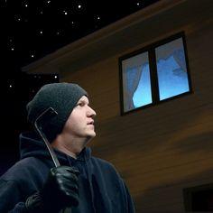 Fancy - Fake TV Burglar Deterrent Light