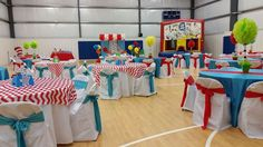 dr seuss baby shower paper plates | Dr Seuss Birthday Party Ideas | Photo 4 of 11 | Catch My Party