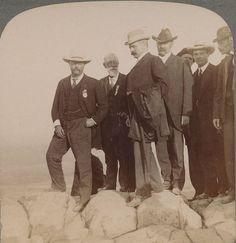 Teddy Roosevelt Lookout Mtn. 1902