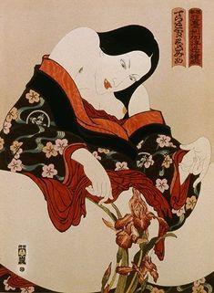 Ocio Inteligente: para vivir mejor: La obra provocadora (20): obra gráfica de Masami Teraoka (Japón, 1936)