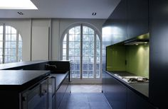appartement rue guynemer | kitchen ~ nicolas reymond architecture