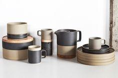 Black Japanese Porcelain Dinnerware - TRNK