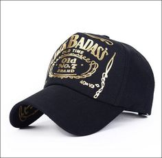 Jack Badass Adjustable Baseball Cap Red Fashion 33ba2c004ca7