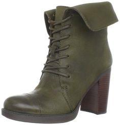 #green #highheeled #boots
