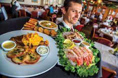 A century of Seafood. In Galveston, Gaido's Defines Classic.