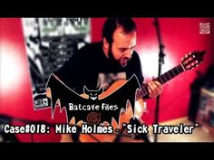 Mike Holmes - Sick Traveler #BatcaveFiles #MikeHolmes #NewMusic http://www.batcavefiles.com
