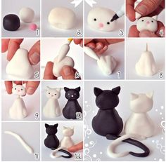 This little pictorial tutorial is super simple to follow with stunning end results.  All supplies needed for this project can be found at our store.  We have a wide variety of clay and sculpting accessories for all your needs.