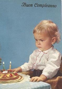 Buon Compleanno - ragazzino by italiangerry. Happy Birthday to my sister - the Super Brat!! ;-)