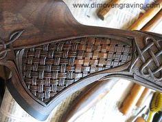 Αποτέλεσμα εικόνας για hand carved gun stocks