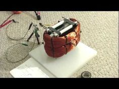 57 Best Newman Motor images | Motor generator, First ... Newman Motor Wiring Diagram on