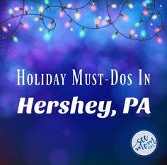 Hershey pa christmas 2019 gift