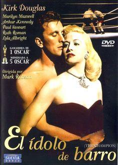 El ídolo de barro (1949) EEUU. Dir: Mark Robson. Drama. Romance. Cine negro. Mafia - DVD CINE 764