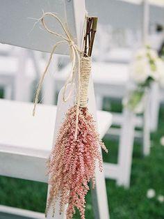Friday Five: Cinco formas de incluir el rosa cuarzo en tu boda