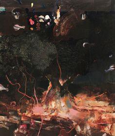 Adrian Ghenie, Burning Bush