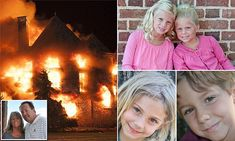 Tech tycoon, his wife and four grandchildren who died in Annapolis mansion fire started by burning Christmas tree died of heat and smoke inhalation