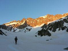 Balaitus(3143m). Esqui de montaña