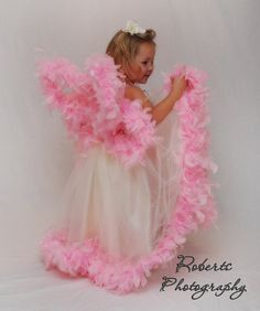 Heaven Sent Feather Angel Wings