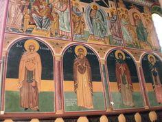 Inside The Monastery of Panagia Tsambika