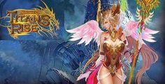 Seja o herói na luta contra o antigo inferno de TitansRise