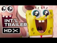 The SpongeBob Movie: Sponge Out of Water Official International Trailer #1 (2015) - Movie HD - YouTube