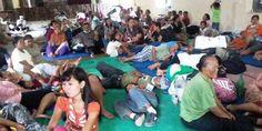 dakta.com - BSMI Terjunkan Tim Relawan Bantu Pengungsi Gunung Kelud