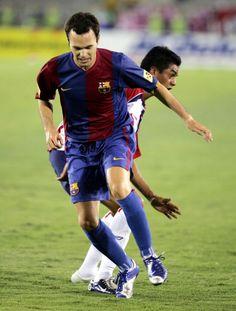football game FCB Summer 2006