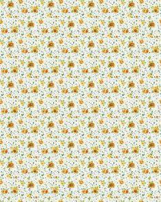 Download Dollhouse Wallpaper Floral 07
