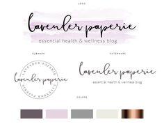 Branding Identity Package Logo Design by Polkadotheartdesign