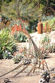 Rebar sculpture William Fillmore | FABRICATION