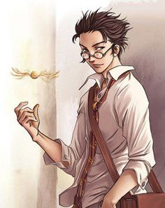The greatest thing in my world is when my 2 favorite hobbies are put together!! Anime and Harry Potter!