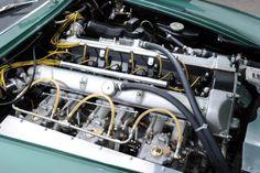 1962 Aston Martin DB4 GT Zagato For Sale Engine