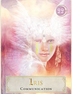 Let this global creatively non-traditional Oracle open your heart and mind to a new empowered vision of you. Iris Goddess, Goddess Art, Japanese Goddess, Oracle Tarot, Angel Cards, Meditation, Religion, Trust, Believe