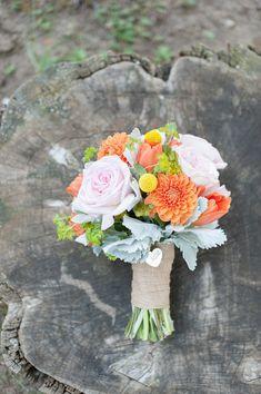 Pretty color combo! | Sweet Los Gatos Wedding