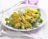 Coronation Chicken Recipe on Pinterest | Rump Steak Recipes, Chicken ...