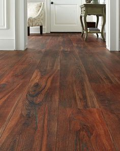 Add character and a timeless look with Allure wide-plank flooring. Just snap it over your existing floor for a durable, waterproof solution to installing new floors.