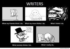 Yeah... especially true for editing work on some days... *staring at my laptop screen* I know this sentence is wrong, but how do I fix it? Writing Memes, Writing Advice, Writing A Book, Writing Help, Writing Prompts, Writing Fantasy, Writer Humor, Writer Quotes, Writing Problems