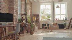 Wie viel Grad wir in unseren Wohnräumen als angenehm empfinden, ändert sich mit dem Wetter draußen. Eine schlaue Wohnraumlüftung achtet stets auf dieses persönliche Temperaturempfinden und passt die Zugluft automatisch darauf an. Sie sorgt stets für ein angenehmes Raumklima, egal ob es draußen stürmt oder ob die Sonne vom Himmel brennt. Grad, Oversized Mirror, Divider, Curtains, Room, Furniture, Home Decor, Home Technology, Heavens